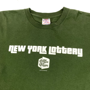 New York Lottery Tee (Size L)