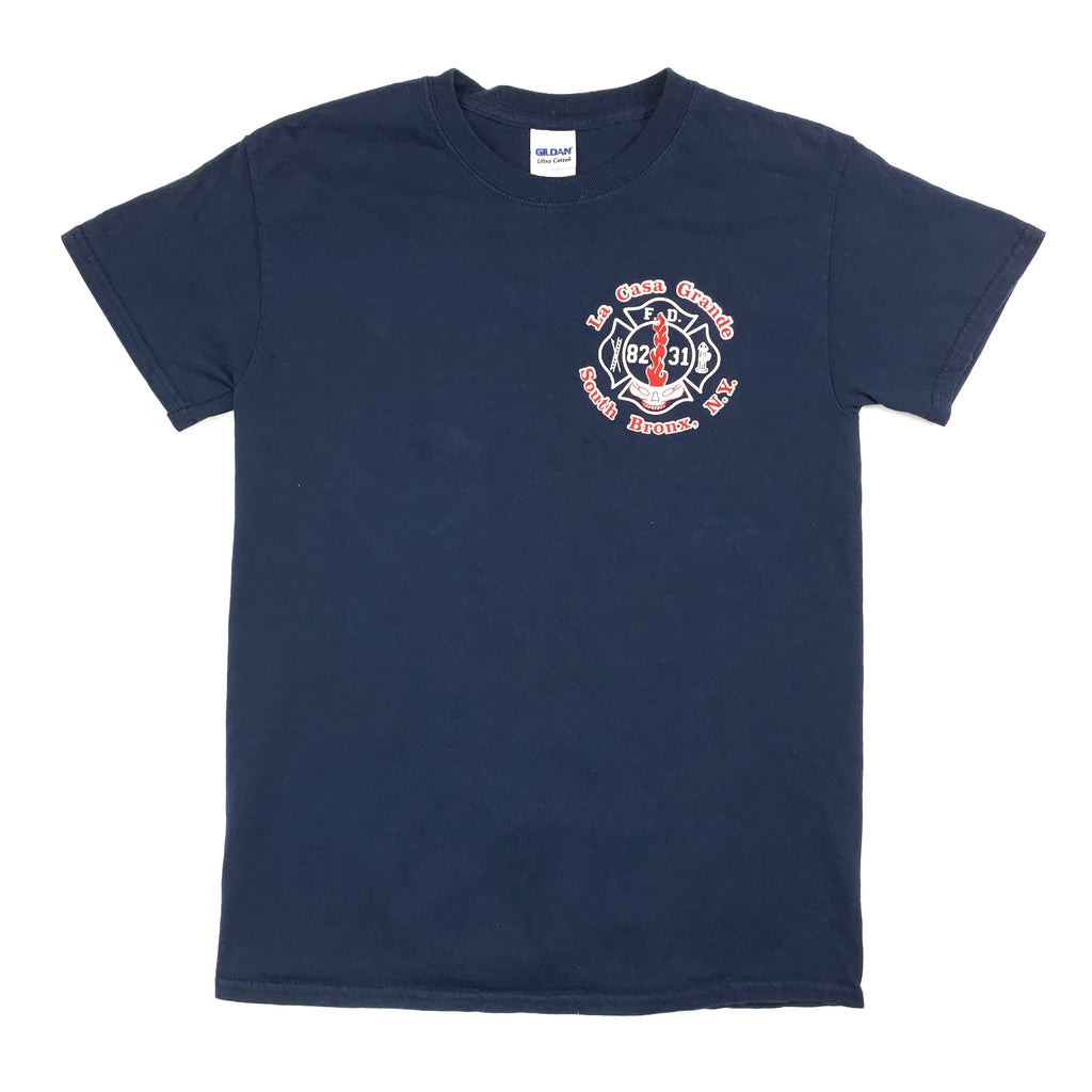 Bronx FDNY Dead Steal Your Face Tee (S)