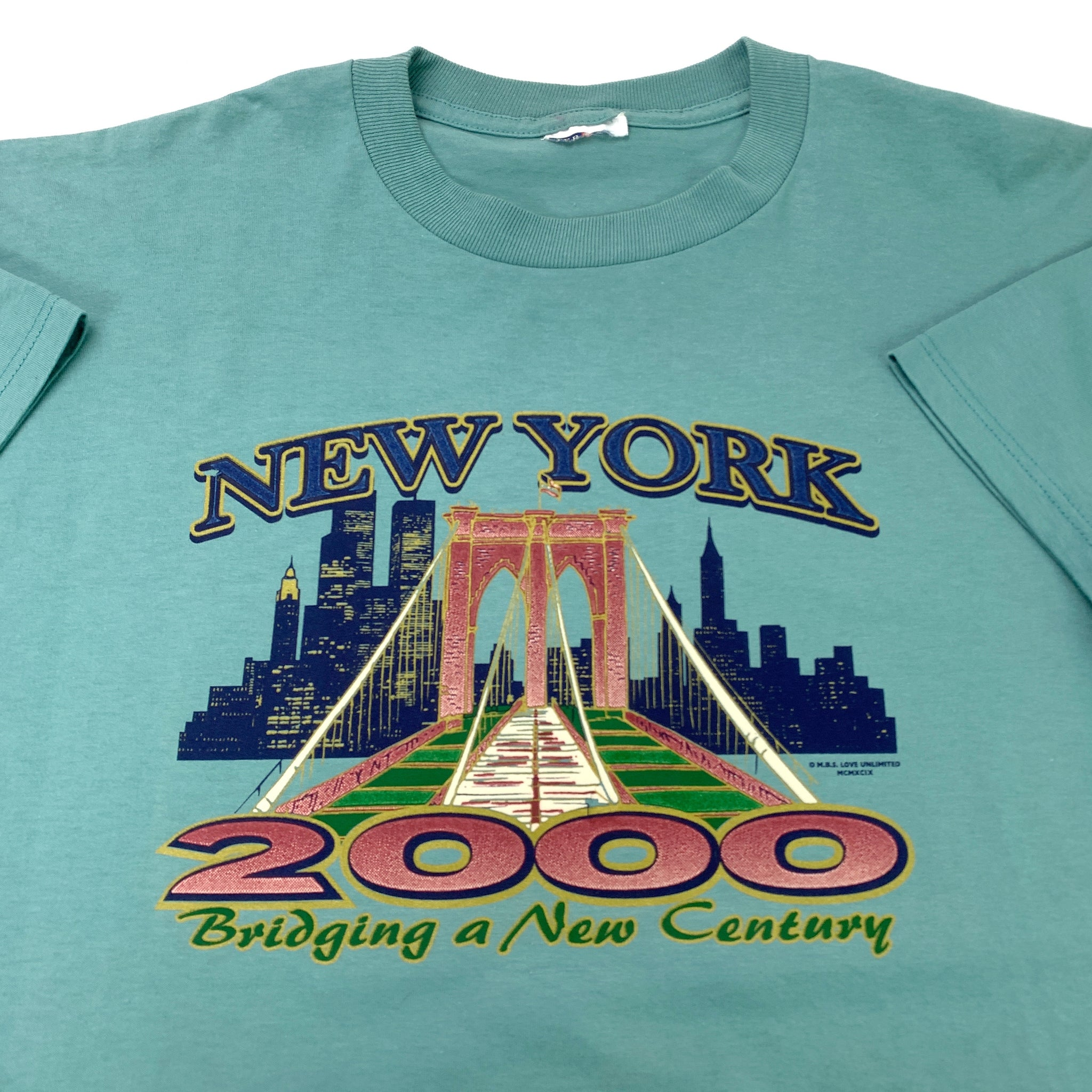 New York 2000 Millenium Tee (Size XL)