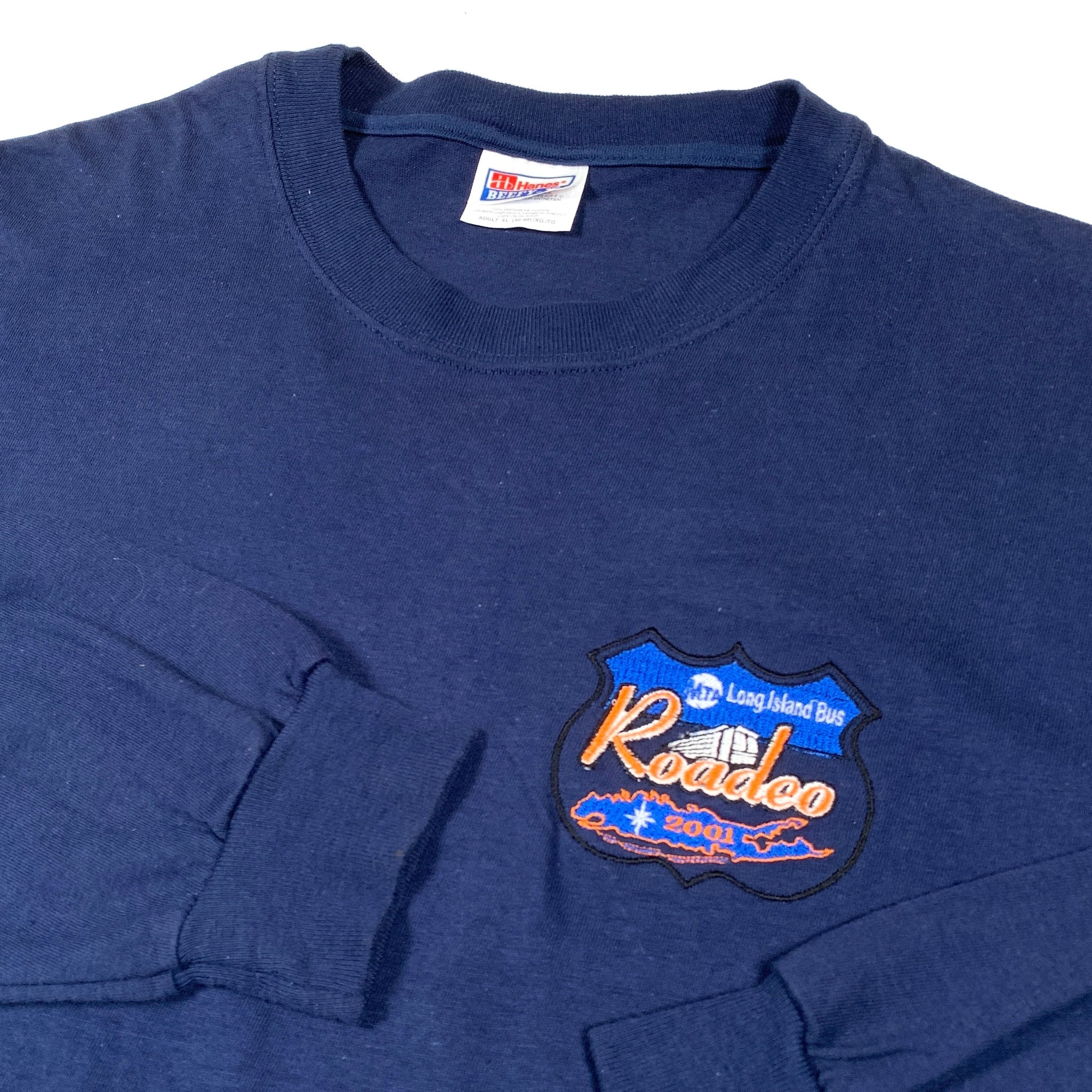 MTA Buses Roadeo Longsleeve (XL)
