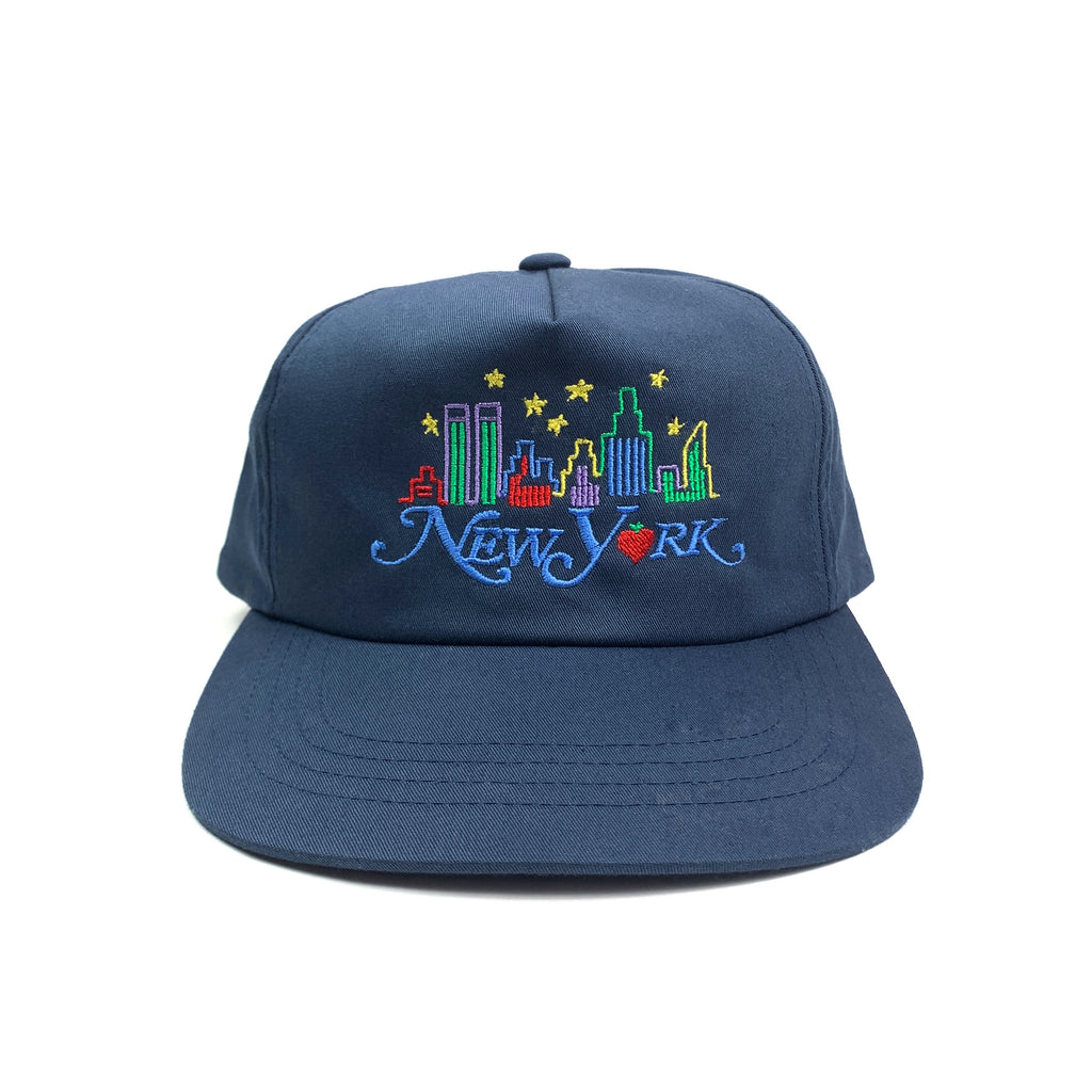 New York Skyline Hat (Navy)