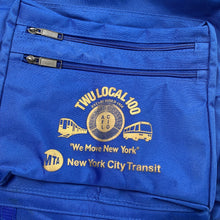 "MTA ""We Move New York"" Union Backpack"