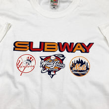 Subway Series 2000 Tee (XL)