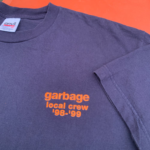 '98 + '99 Garbage Local Crew Tour Tee (XL)