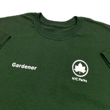 NYC Parks Gardener Tee (Size L)