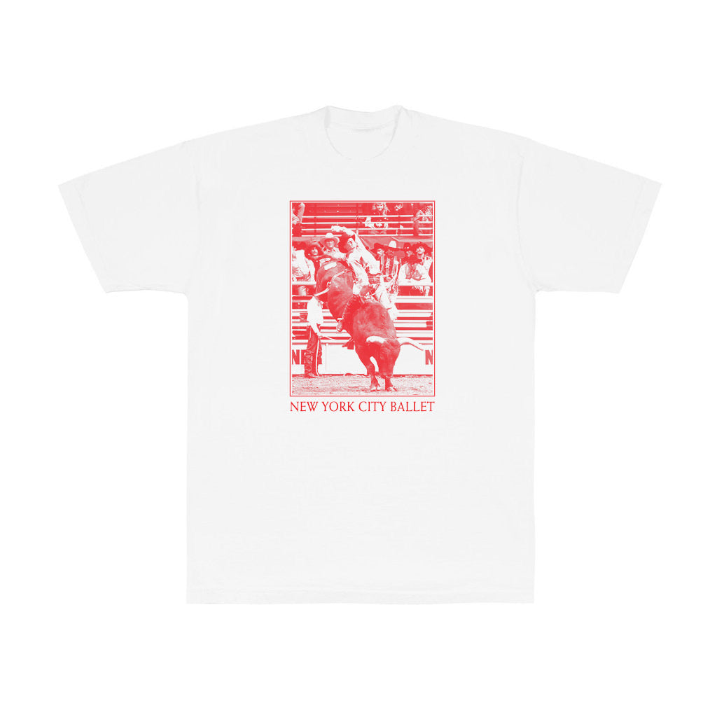 New York City Ballet Tee (White)