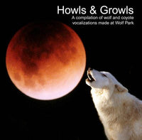 Howls and Growls Audio CD