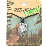 Protect Wolves Necklace