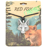 Protect Foxes Necklace