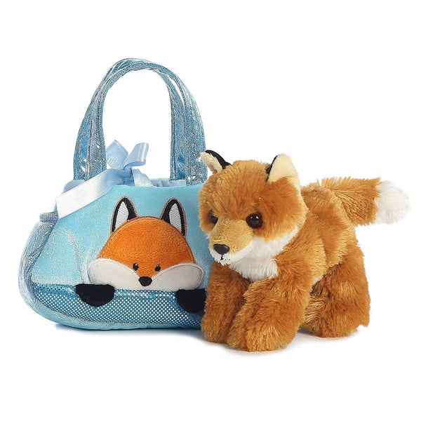 Peek-a-Boo Fox Bag