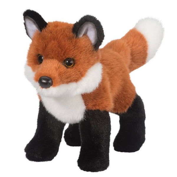"""Bushy"" - Red Fox"