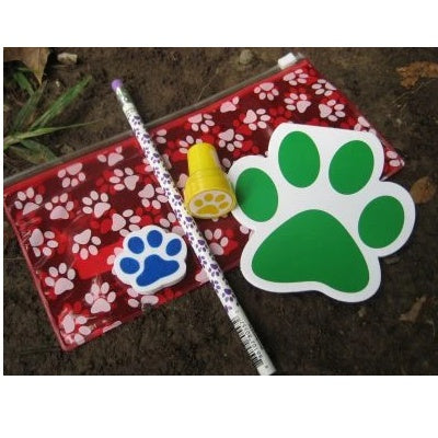 Paw Print Supply Set