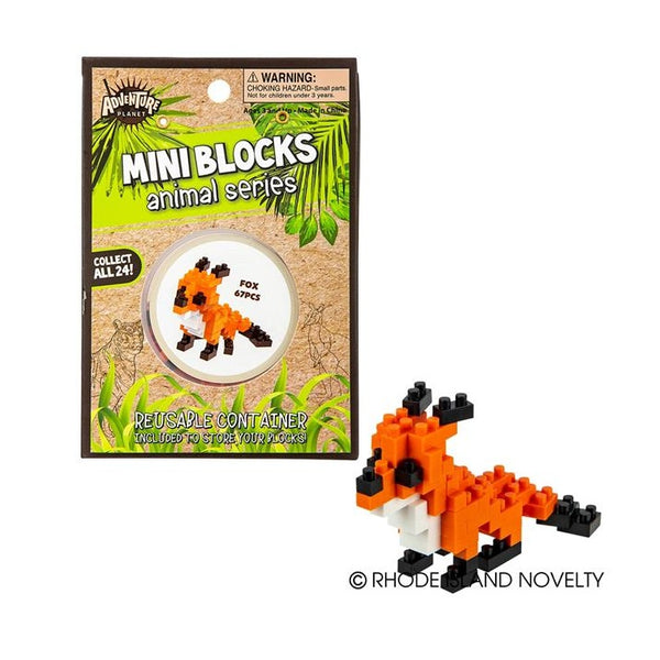 Mini Block Puzzle - Fox
