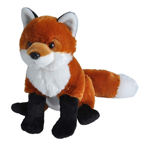 "12"" Red Fox Plush"