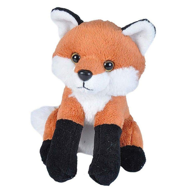 Mini Red Fox Plush