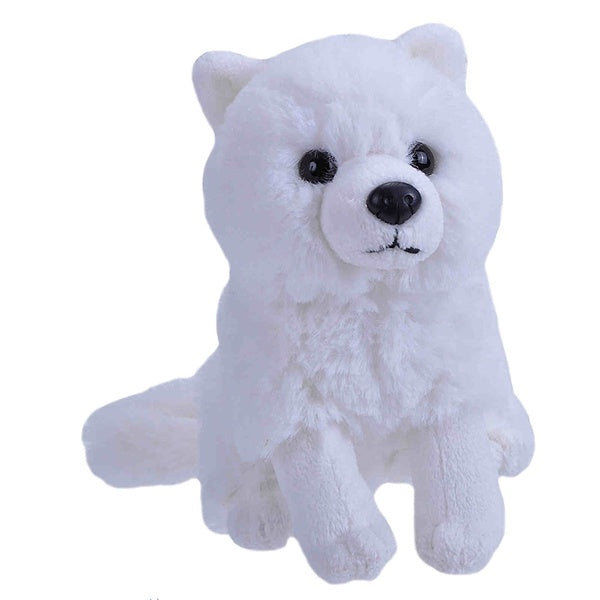 Mini Arctic Fox Plush