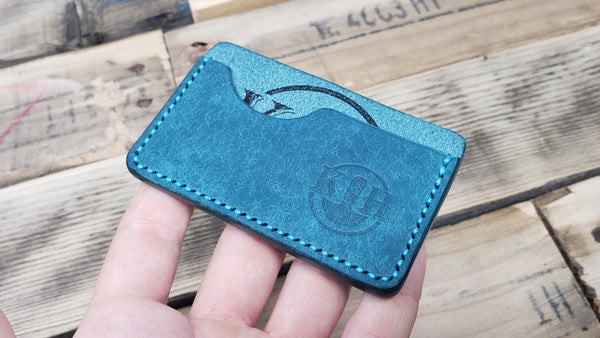 Custom Manx Wallet