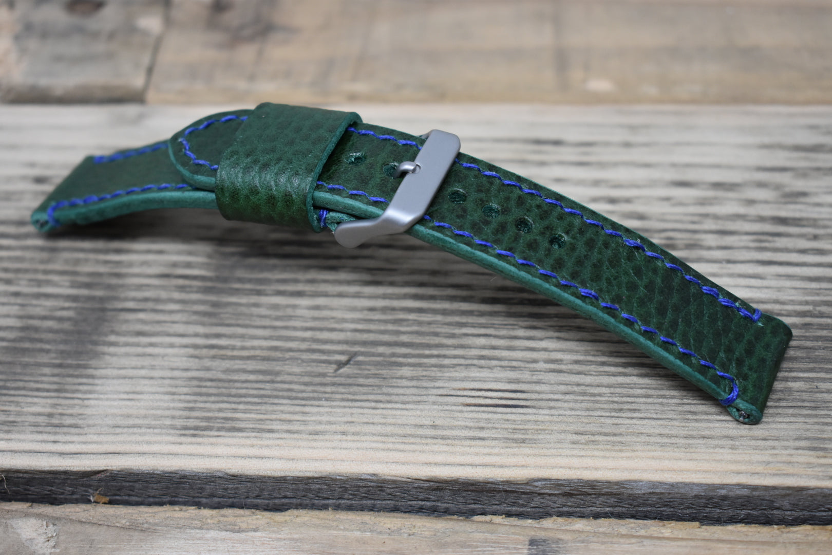 Handstitched Watch Straps