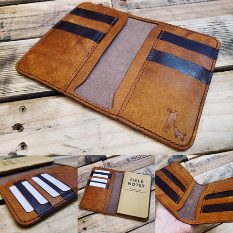 Custom Setter Wallet (Field Notes)