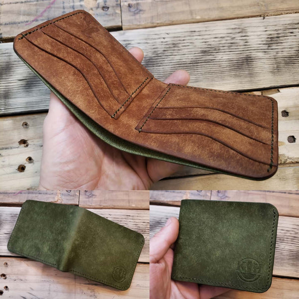 Custom Otterhound Wallet
