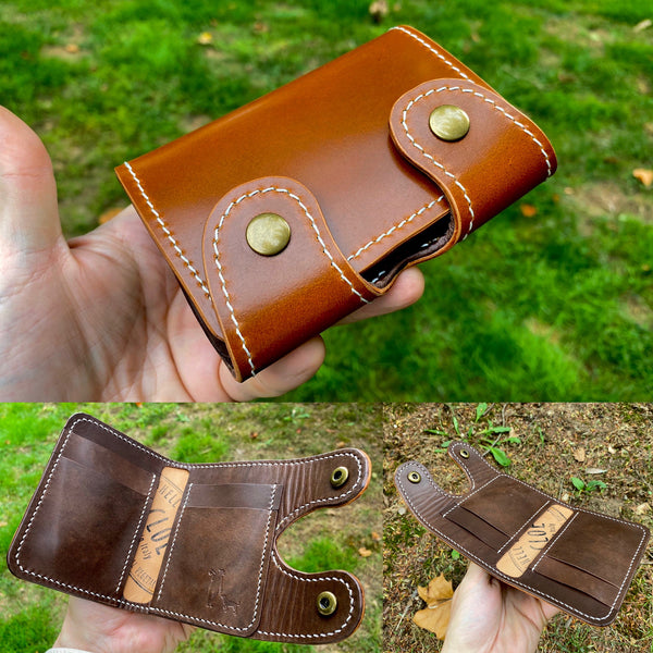 Custom Malinois Wallet