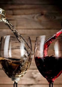 Red Wine or White Wine:  That is the Question