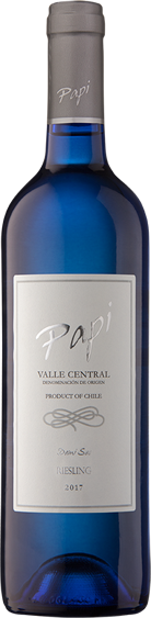 Riesling bottle - Papi Wines