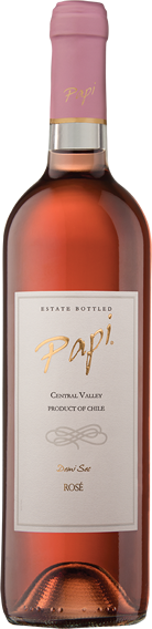 Rosé Bottle - Papi Wines