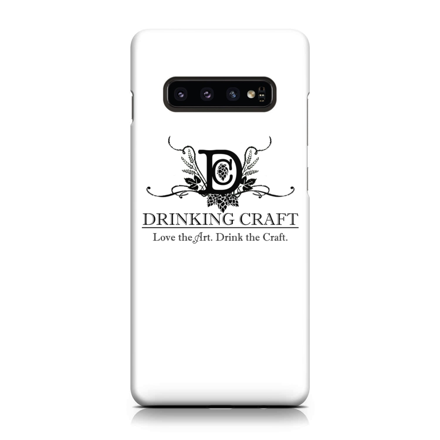 Drinking Craft Slim Phone Case