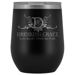 Drinking Craft Wine Tumbler