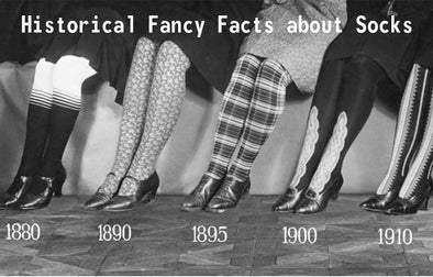 Historical Facts about Socks