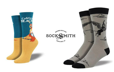 NEW DESIGNS from SockSmith