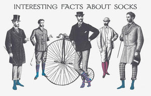 More Interesting 7 Facts About Socks