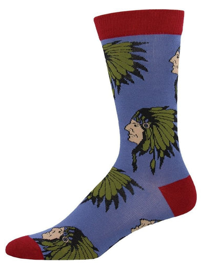 Bamboo Chief Socks - Sockscene.com