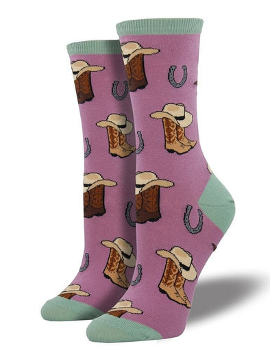 COWGIRL UP SOCKS