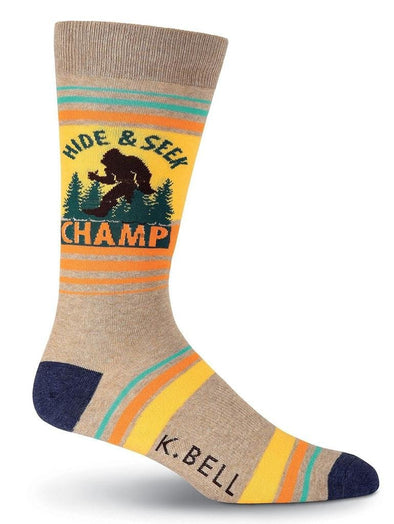 Hide and Seek Socks.