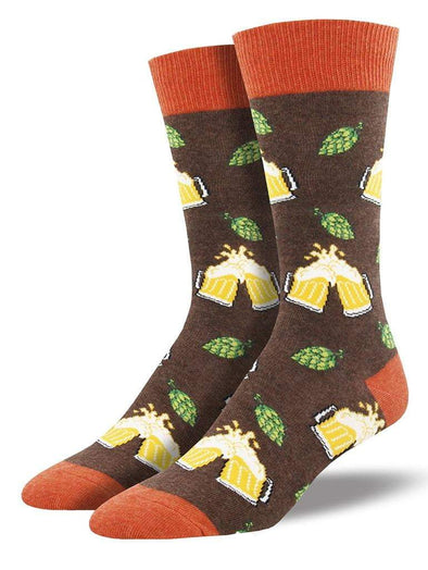 Hoppier Together Socks.