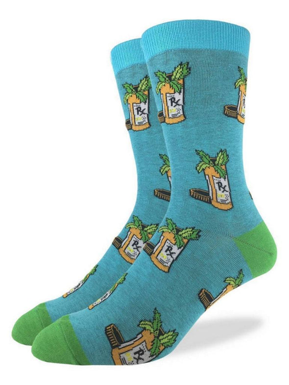 Medical Marijuana Socks.