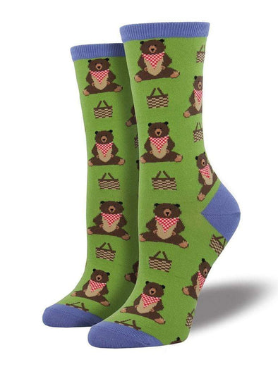 Time For A Pic-A-Nic Socks.
