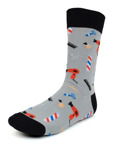 Barber Shop Socks - Sockscene.com