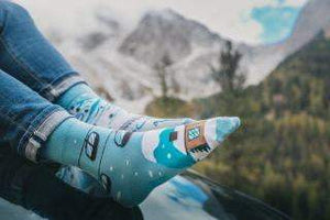 Skiing Socks