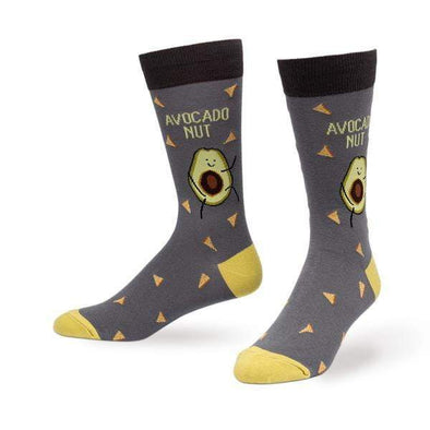 Avocado Nut Socks - Sockscene.com