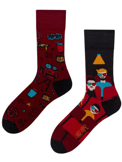 Movies Socks - Sockscene.com