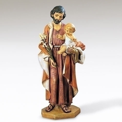 "40"" St. Joseph with Child - Fontanini® Religious Figures Collection"