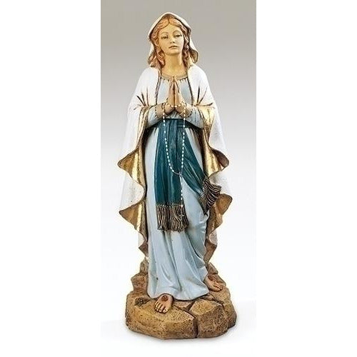 "20"" Our Lady of Lourdes - Fontanini® Religious Figures Collection"