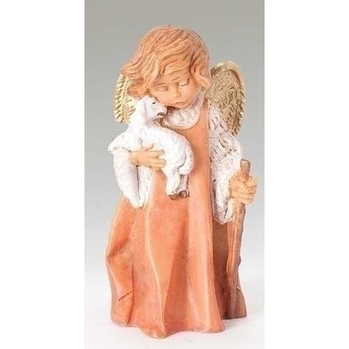 "Little Shepherd Angel - Fontanini® 5"" Collection"