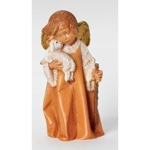 "Little Shepherd Angel - Fontanini® 7.5"" Collection"