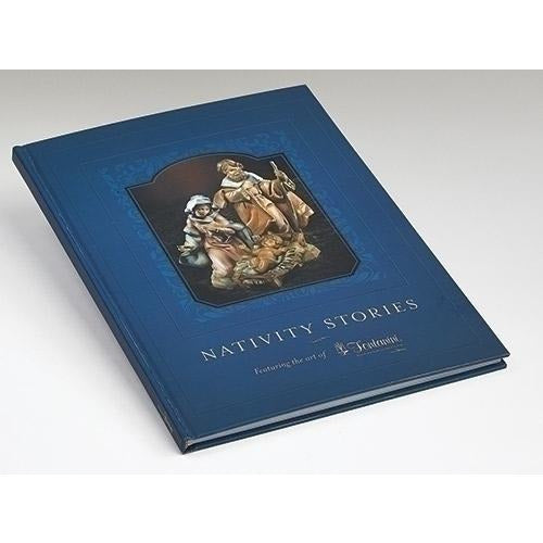 "Nativity Stories Book - Fontanini® 5"" Collection"