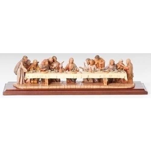 "Last Supper - Fontanini® 5"" Collection"