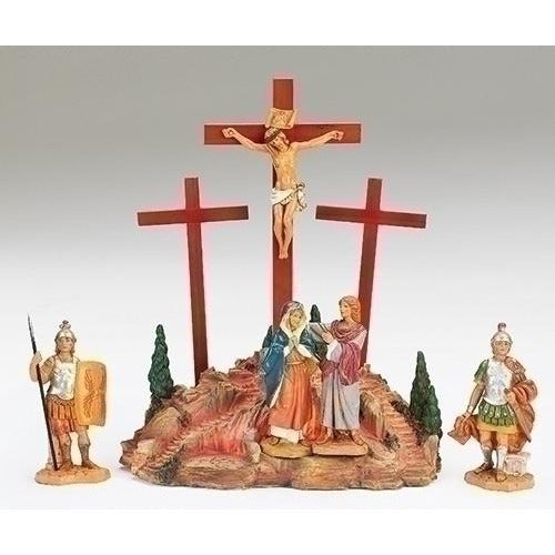 "Crucifixion Scene - Fontanini® 5"" Collection"